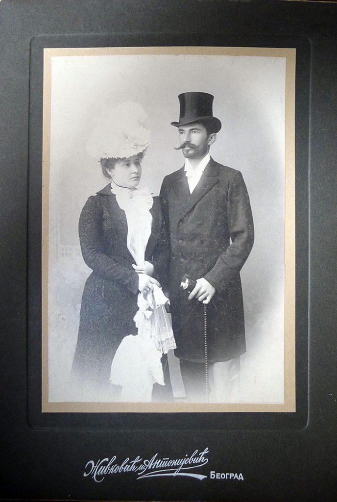 Ana i Nikola Nestorovic