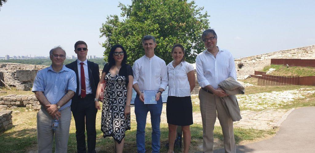 delegacija fra