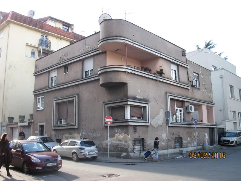 Osmana Đikića 24 - Sterijina 10