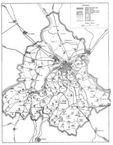 podrucje grada Beograda