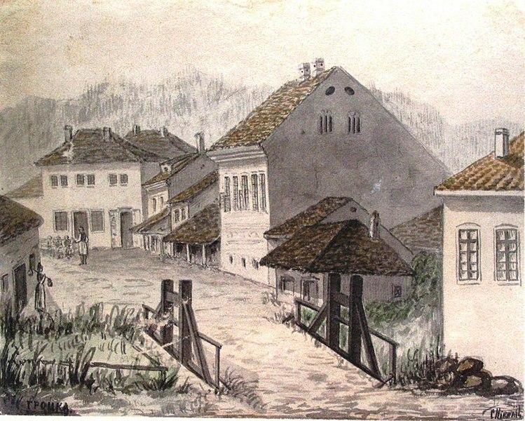 Варош Гроцка је административни, трговачки и културни центар Општине Гроцка, једне од седамнаест београдских општина.