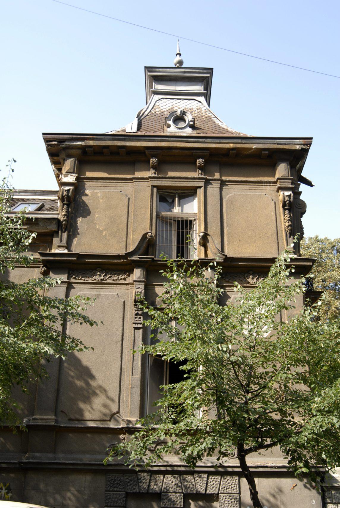 Архитекта Јован Илкић сврстава се у ред најзначајнијих аутора српског академизма у периоду од 1884. до 1914. године