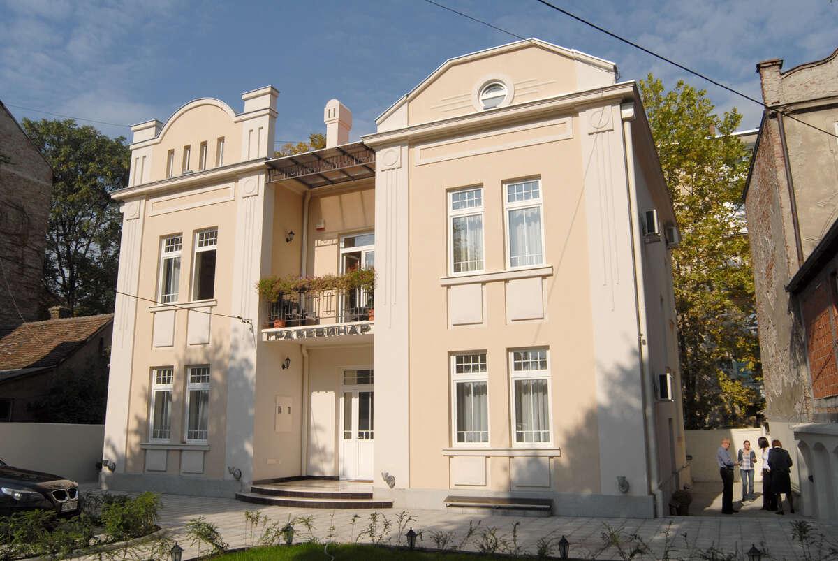 Kuća vojvode Petra Bojovića | Zavod za zaštitu spomenika kulture grada  Beograda